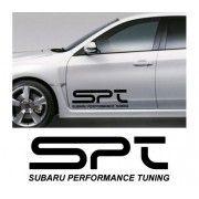 Sticker auto laterale Subaru SPT (v2)