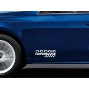 Stickere portiere Performance - Dodge