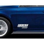 Stickere portiere Performance - FIAT