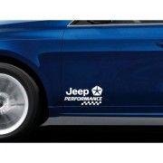 Stickere portiere Performance - Jeep