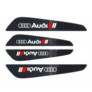 Set protectii usi Carbon 5D - Audi
