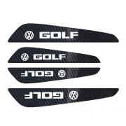 Set protectii usi Carbon 5D - Golf