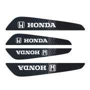 Set protectii usi Carbon 5D - Honda