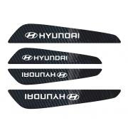 Set protectii usi Carbon 5D - Hyundai