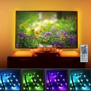 Banda pentru led TV - RGB - 4X 50cm