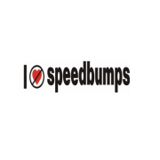 Sticker I Don't Like Speed Bumps (v2)