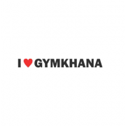 Sticker I Love Gymkhana