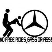 Sticker NFR Mercedes