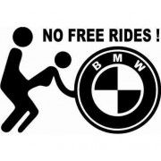 Sticker NFR BMW (v2)