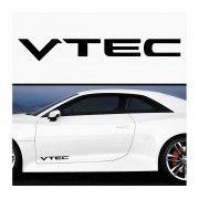 Sticker prag VTEC (set 2 buc)