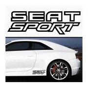 Sticker prag SEAT (set 2 buc)