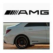 Sticker prag AMG (set 2 buc)