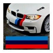 Sticker ornament auto model BMW ///M Power (v1)