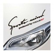 Sticker Sports Mind - Focus ST