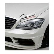 Sticker Sports Mind - Mercedes-Benz