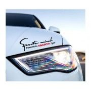 Sticker Sports Mind - Abarth
