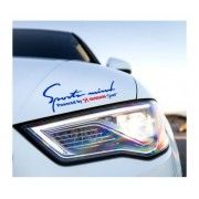 Sticker Sports Mind - Nissan Sport