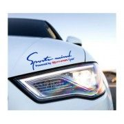 Sticker Sports Mind - Hyundai Sport