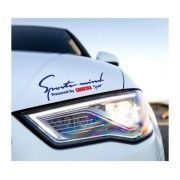 Sticker Sports Mind - Fiat Sport