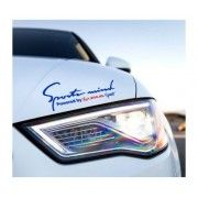 Sticker Sports Mind - Lexus Sport