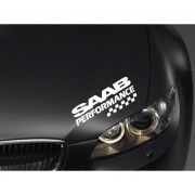 Sticker Performance - SAAB
