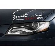 Sticker Sports Mind INFINITI (v2)