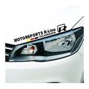 Sticker Volkswagen R