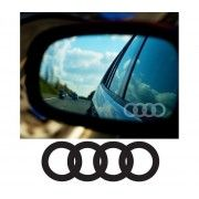 Stickere geam Etched Glass - AUDI (v2)