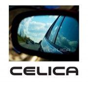 Stickere geam Etched Glass - Celica (v2)