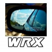 Stickere geam Etched Glass - WRX (v2)