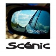 Stickere geam Etched Glass - Scenic (v2)