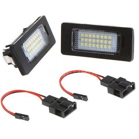LAMPI LED NUMAR AUDI Q5, A4, A5, S5, TT