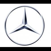 Led Logo Holograma Mercedes