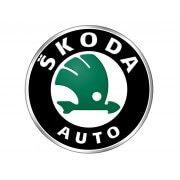 Led Logo Holograma Skoda