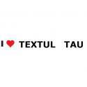 Sticker I Like - I Love